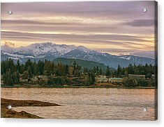Acrylic Print featuring the photograph Craig Bay by Randy Hall