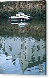 Crail Reflections II Acrylic Print