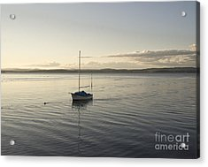 Cramond. Boat. Acrylic Print