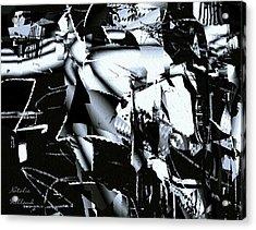 Crash Acrylic Print