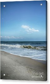 Crashing Waves Acrylic Print