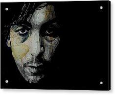 Crazy Diamond - Syd Barrett  Acrylic Print