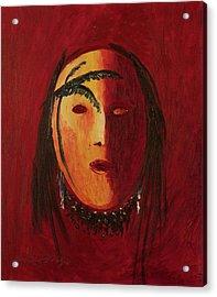Crazy Horse Acrylic Print