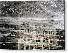 Cream City Cold Acrylic Print