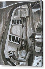 Cream Pitcher Acrylic Print
