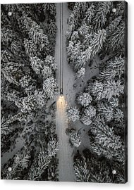 Create Your Own Path  Acrylic Print