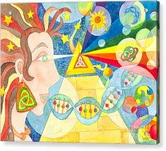 Creation Myth Acrylic Print
