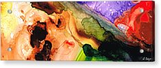 Creation's Embrace Acrylic Print by Sharon Cummings