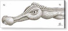 Creature Eyes -3 Acrylic Print