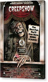Creepshow, 1982 Acrylic Print by Everett