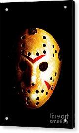 Creepy Keeper Acrylic Print by Jorgo Photography - Wall Art Gallery