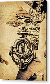 Crest Of Oceanic Adventure Acrylic Print by Jorgo Photography - Wall Art Gallery