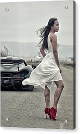 Acrylic Print featuring the photograph #cresta #p1 #print by ItzKirb Photography