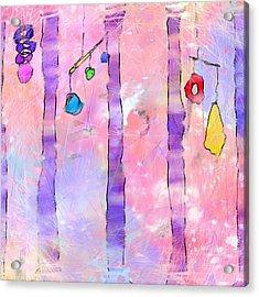 Crib Acrylic Print by Rachel Christine Nowicki