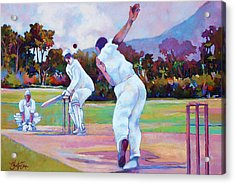 Cricket In The Park Acrylic Print