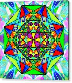 Cristal Logic Acrylic Print