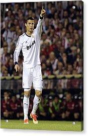Cristiano Ronaldo 31 Acrylic Print