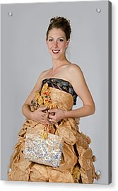 Cristina In Bring Your Own Bags Acrylic Print