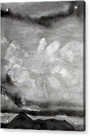 Croagh Patrick Acrylic Print
