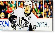 Crosby Eighty Seven Acrylic Print