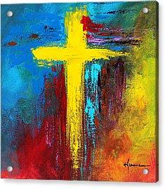 Cross 2 Acrylic Print