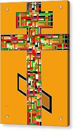 Cross No. 5 Acrylic Print