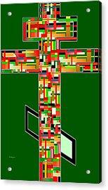 Cross No.2 Acrylic Print