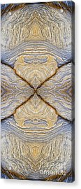 Cross Of Change Acrylic Print by Tim Gainey
