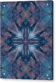 Cross Of Mentors Acrylic Print