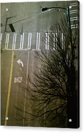 Crossing, From The Ninth Acrylic Print