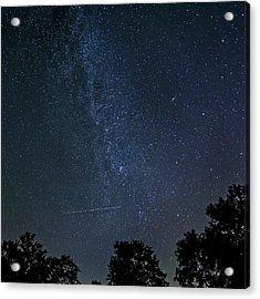 Crossing The Milky Way 3 Acrylic Print
