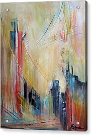 Crossings Acrylic Print