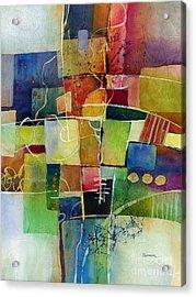 Crossroads 2 Acrylic Print by Hailey E Herrera