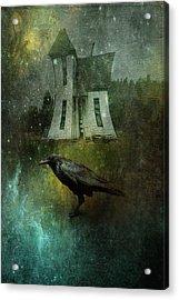 Crow House Acrylic Print