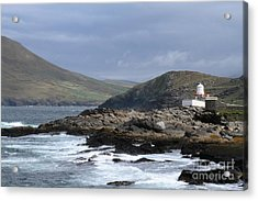 Crowell Point Lighthouse Acrylic Print