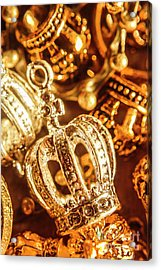 Crown Jewels Acrylic Print