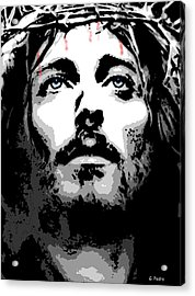 Crown Of Thorns Acrylic Print by George Pedro