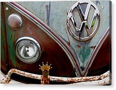 Crowned - Vw Acrylic Print