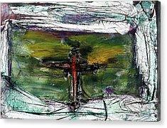 Crucifixion #3 Acrylic Print
