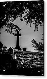 Crucis Acrylic Print