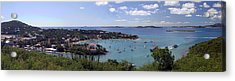 Cruz Bay Acrylic Print by Gary Lobdell