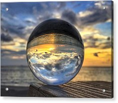 Crystal Ball 1 Acrylic Print