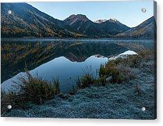 Crystal Lake - 0565 Acrylic Print