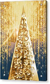 Crystal Tree Acrylic Print