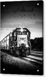 Csx 6007 Acrylic Print
