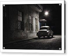Cuba 05 Acrylic Print by Marco Hietberg