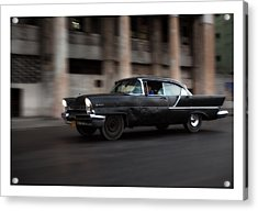 Cuba 07 Acrylic Print by Marco Hietberg