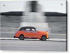 Cuba #2 Acrylic Print