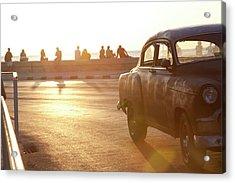 Cuba #4 Acrylic Print