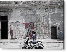 Cuba #5 Acrylic Print
